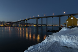 Il ponte sul fiordo