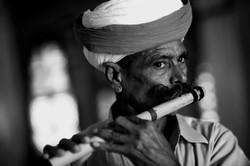 Suonatore di flauto 3