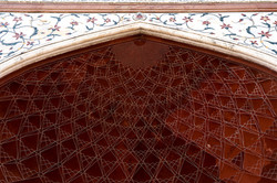 Decorazioni moghul
