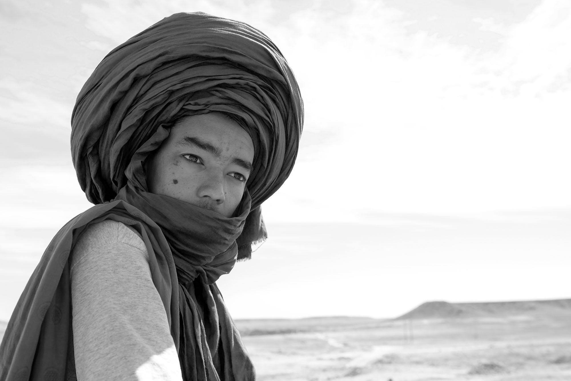 Giovane berbero