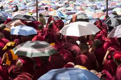 Ascoltando il Dalai Lama