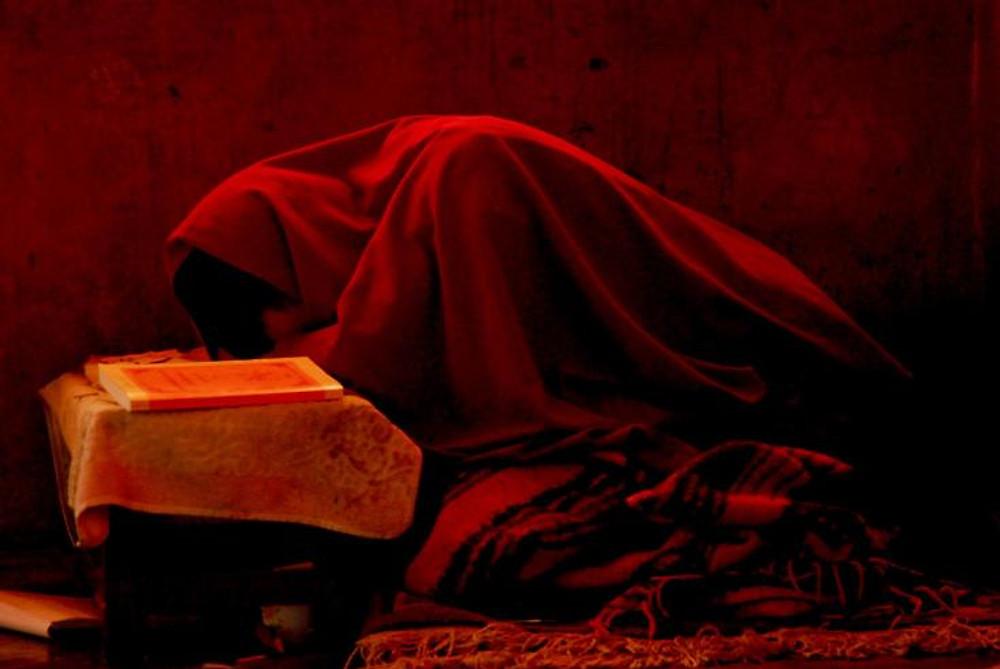 monaco addormentato - ladakh