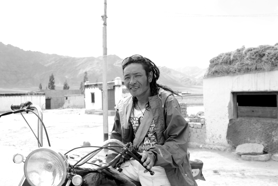 Namgyal, 34 anni