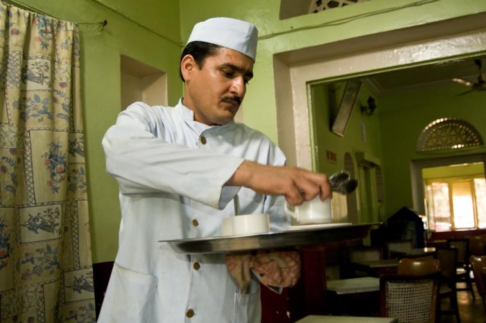Cameriere a Jaipur