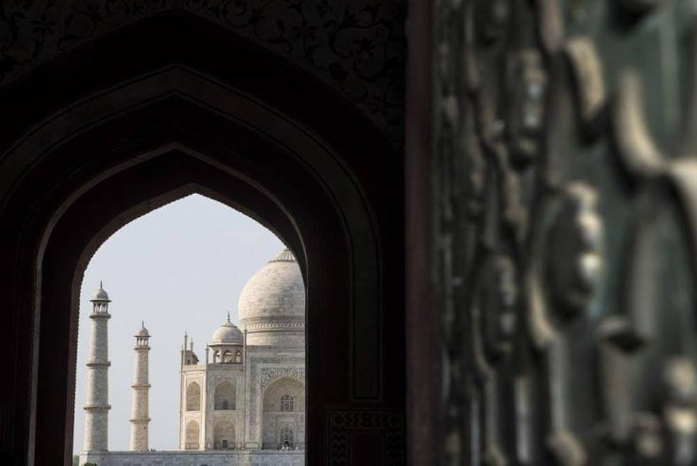 Taj Mahal a modo mio