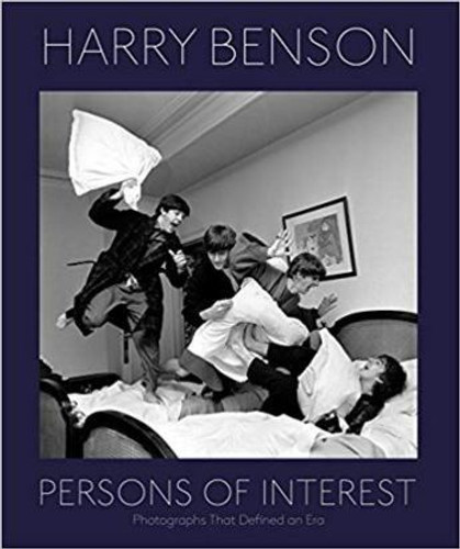 Persons of Interest - Harry Benson