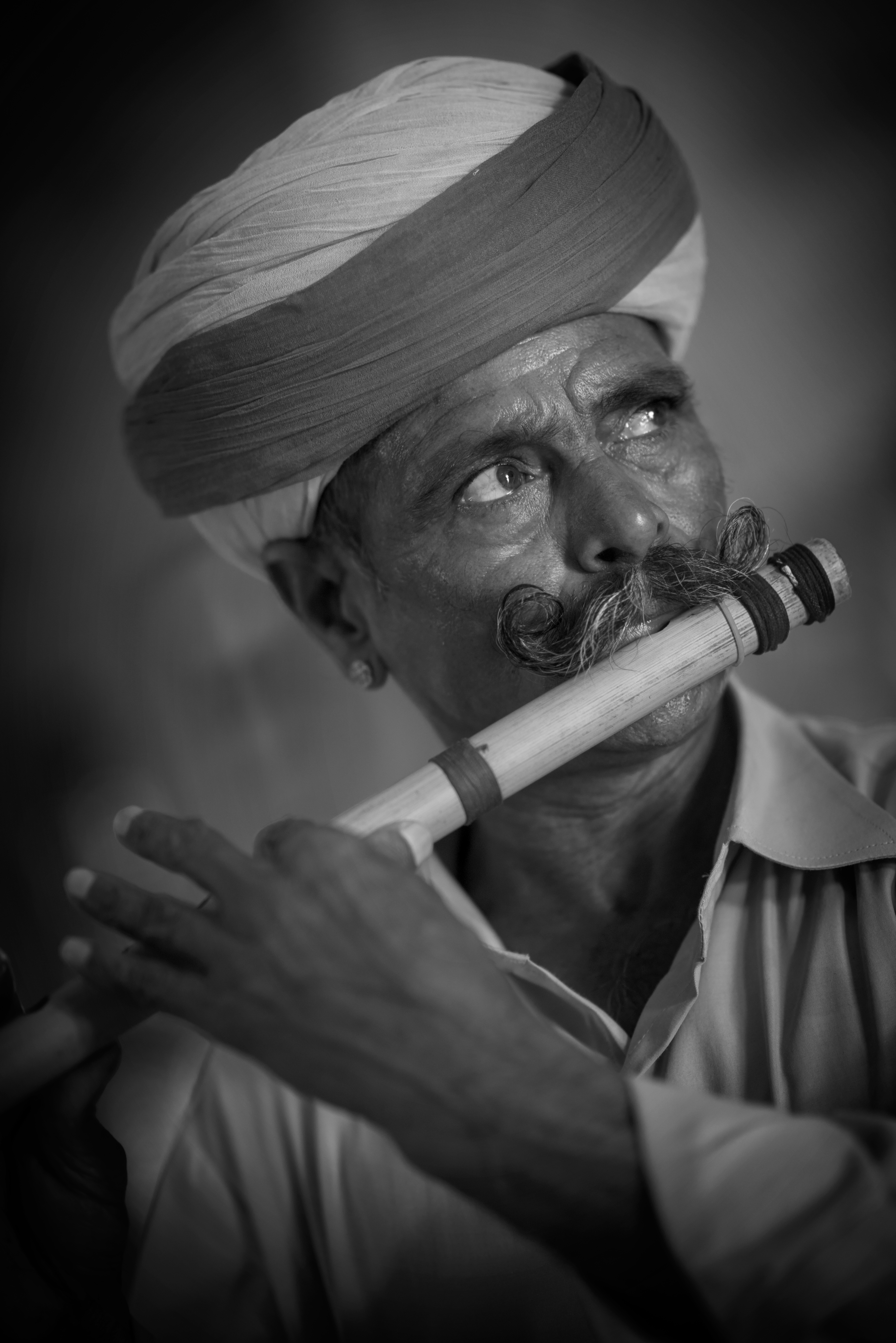 Suonatore di flauto 1
