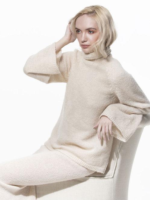 TRUJILLO white pullover