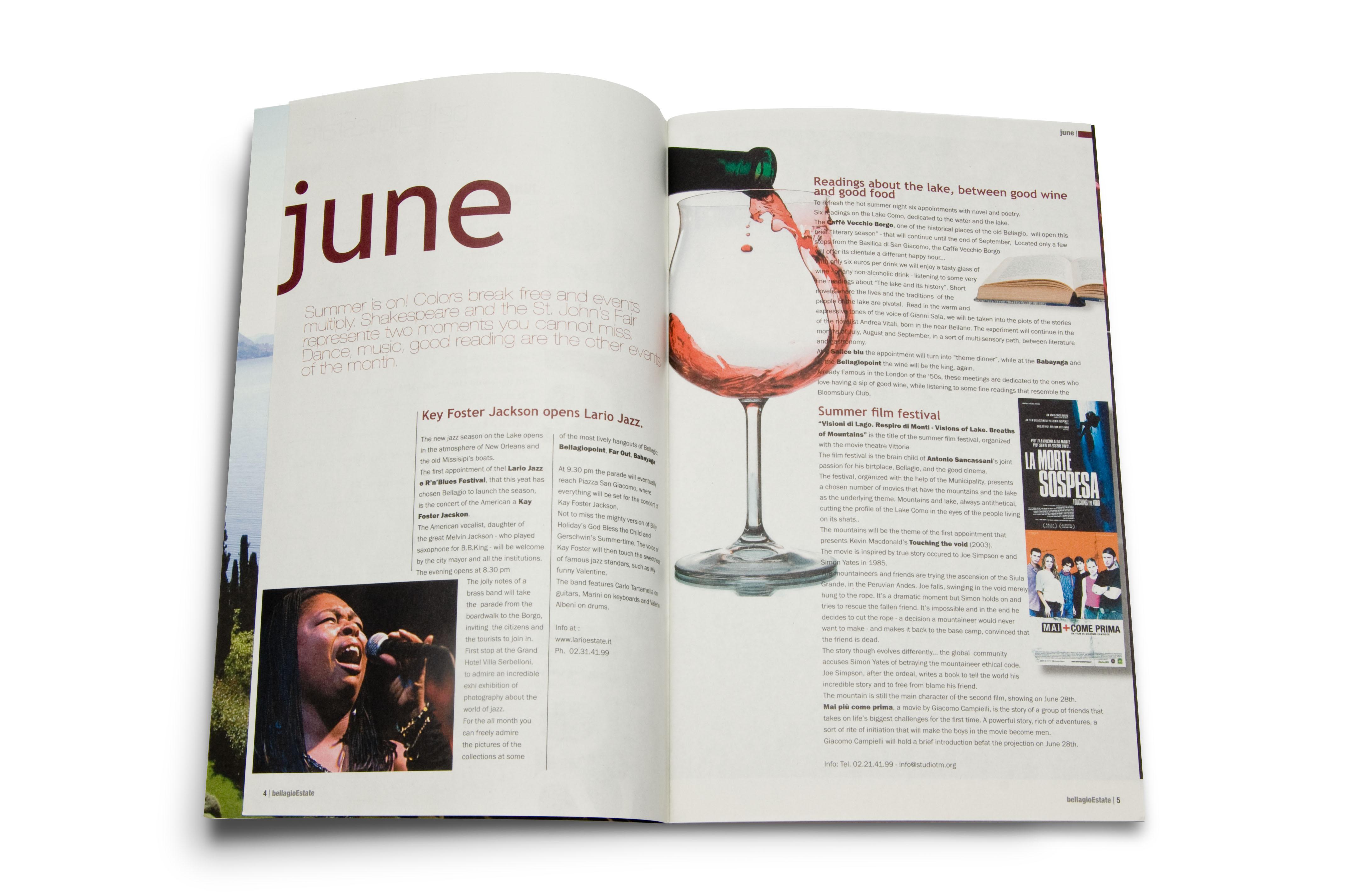 Magazine/Programma