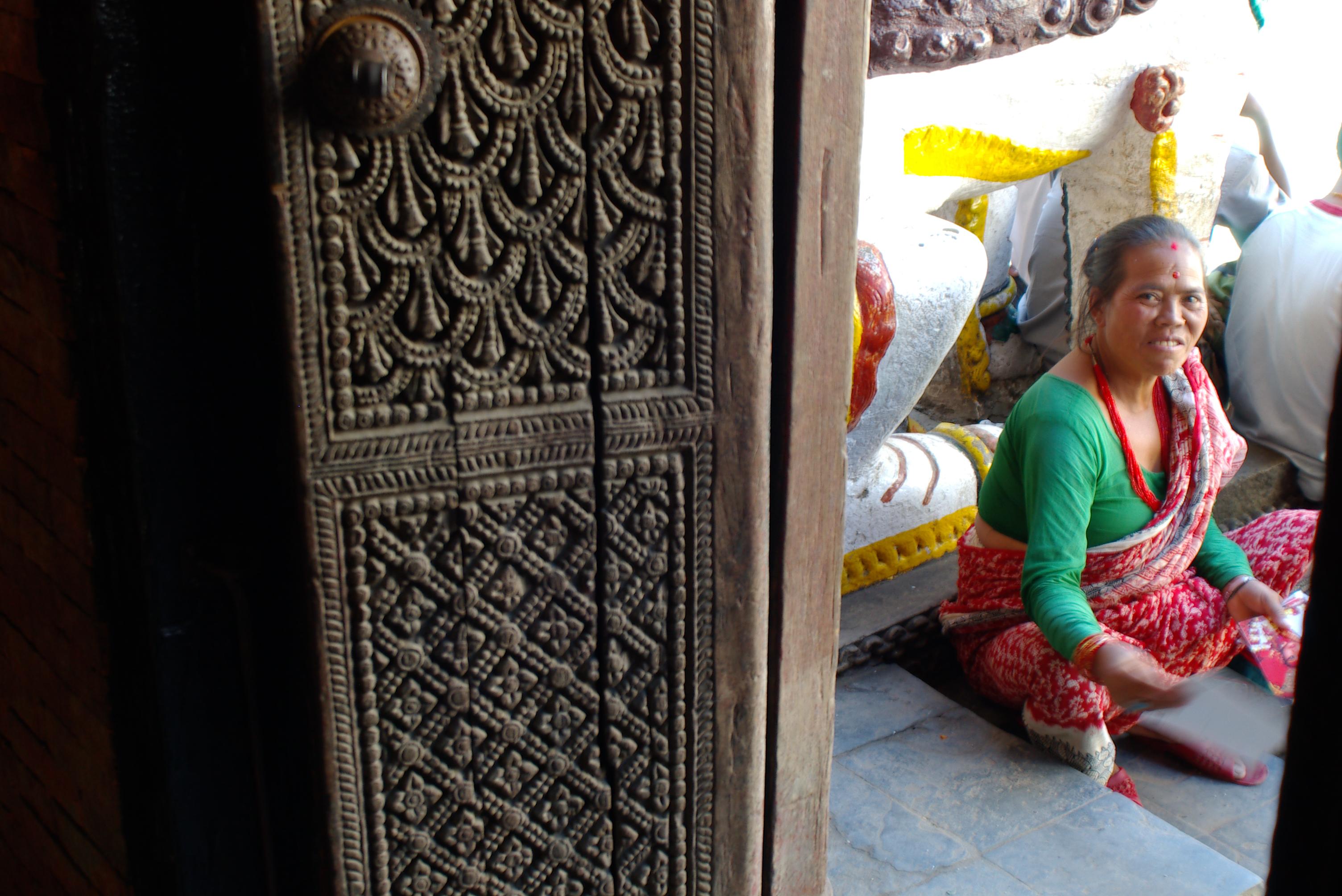 Il tempio di Kumari