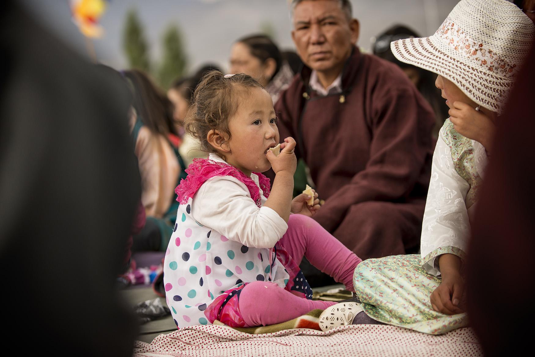 Aspettando il Dalai Lama