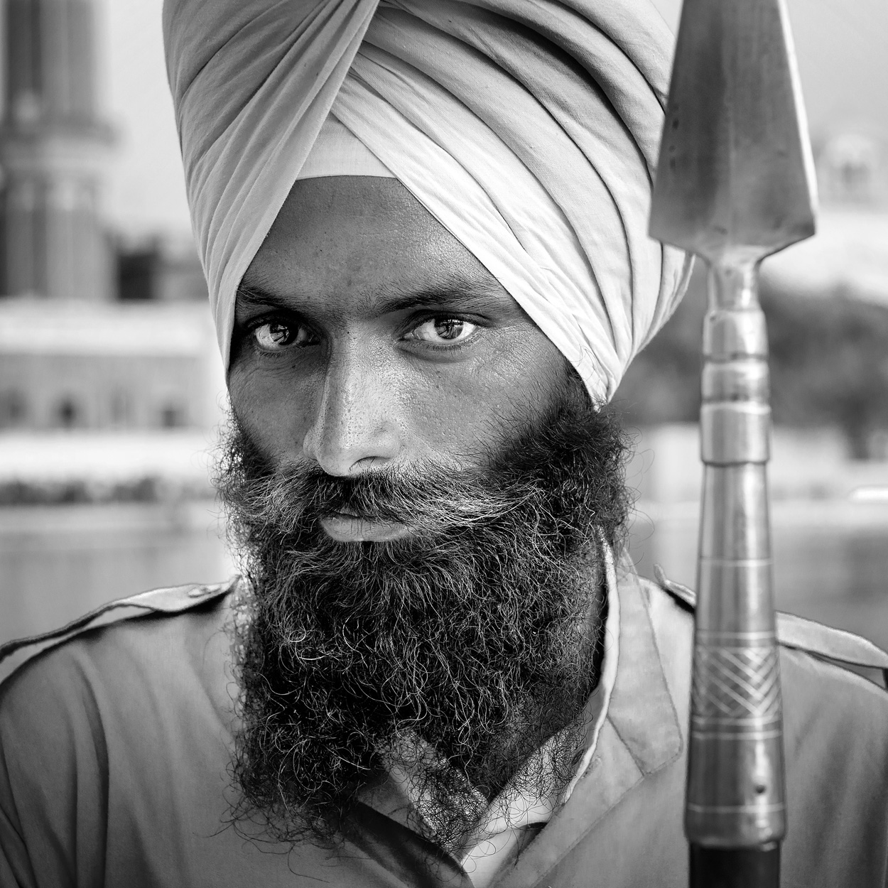 Guerriero sikh