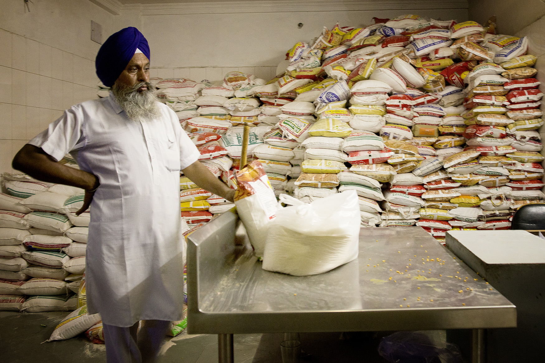 Responsabile della farina