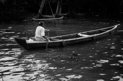 Attraversando le backwaters