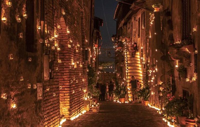 notte-candele