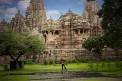 Al lavoro tra i templi