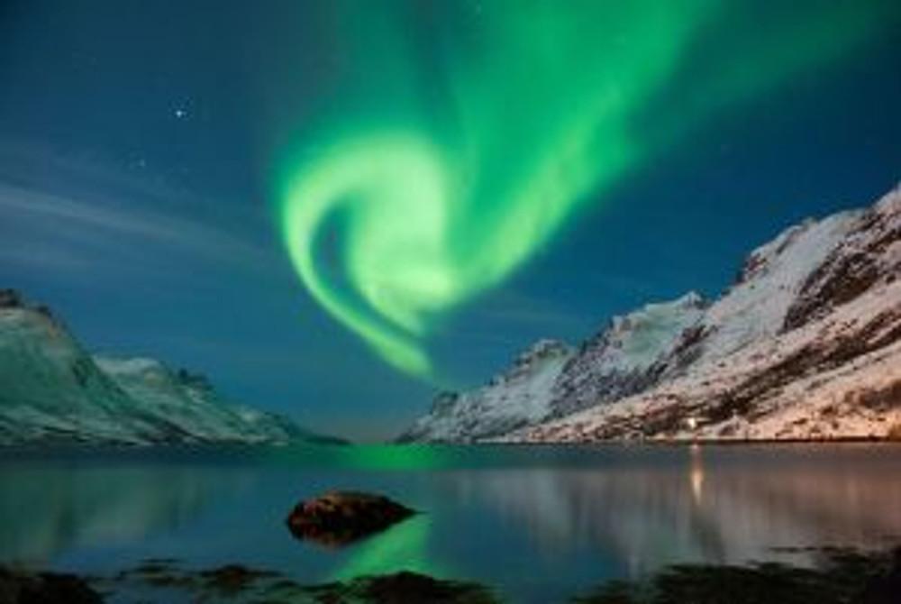 aurora boreale - norvegia