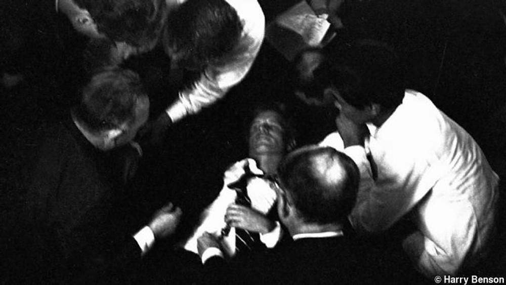 © Harry Benson - Bob Kennedy Dead