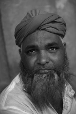 L'uomo  di Fatephur Sikri