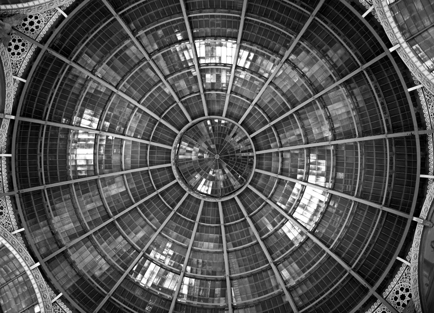 Cupola Galleria_bn