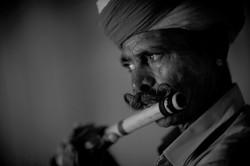 Suonatore di flauto 2