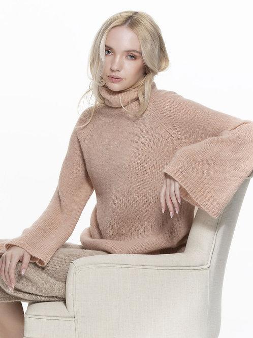 TRUJILLO light pink pullover