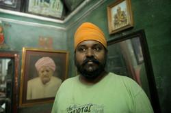 Negoziante sikh