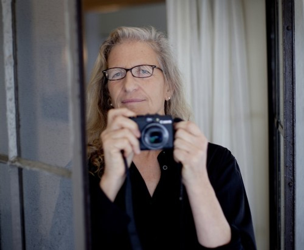 LOS ANGELES, CA -- FRIDAY, FEBRUARY 28, 2014: Photographer Annie Leibovitz is photographed at the Chateau Marmont on Friday, February 28, 2014. ( Liz O. Baylen / Los Angeles Times )