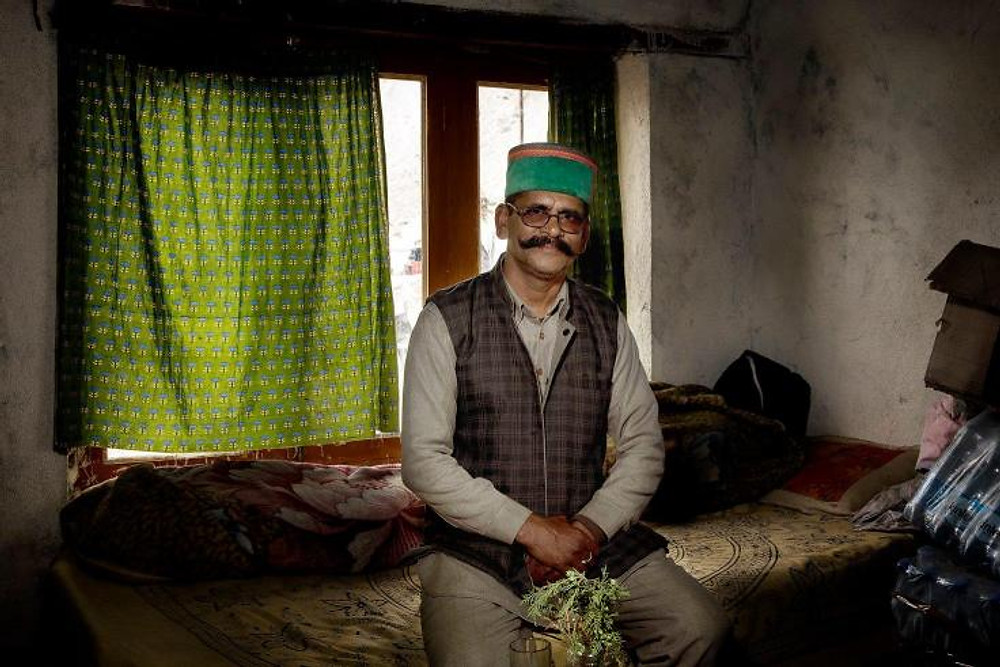 autista himachalo - india - leh manali highway