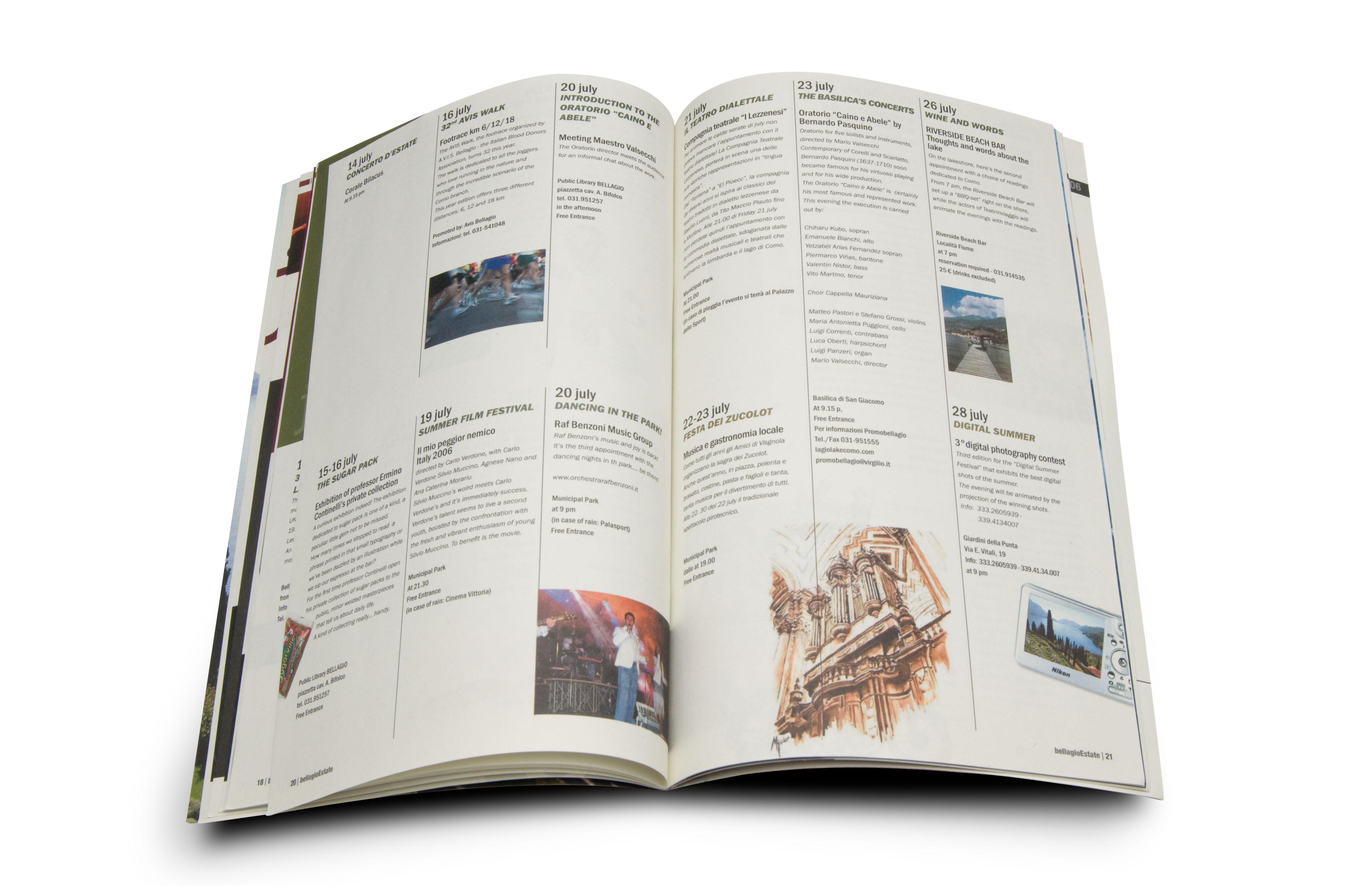 Programma/Magazine