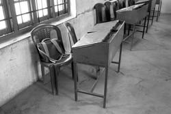 Banchi e sedie