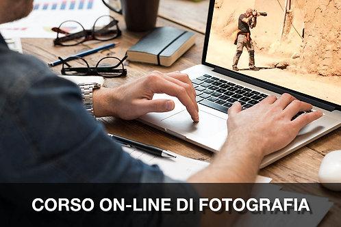Corso On-Line di Fotografia