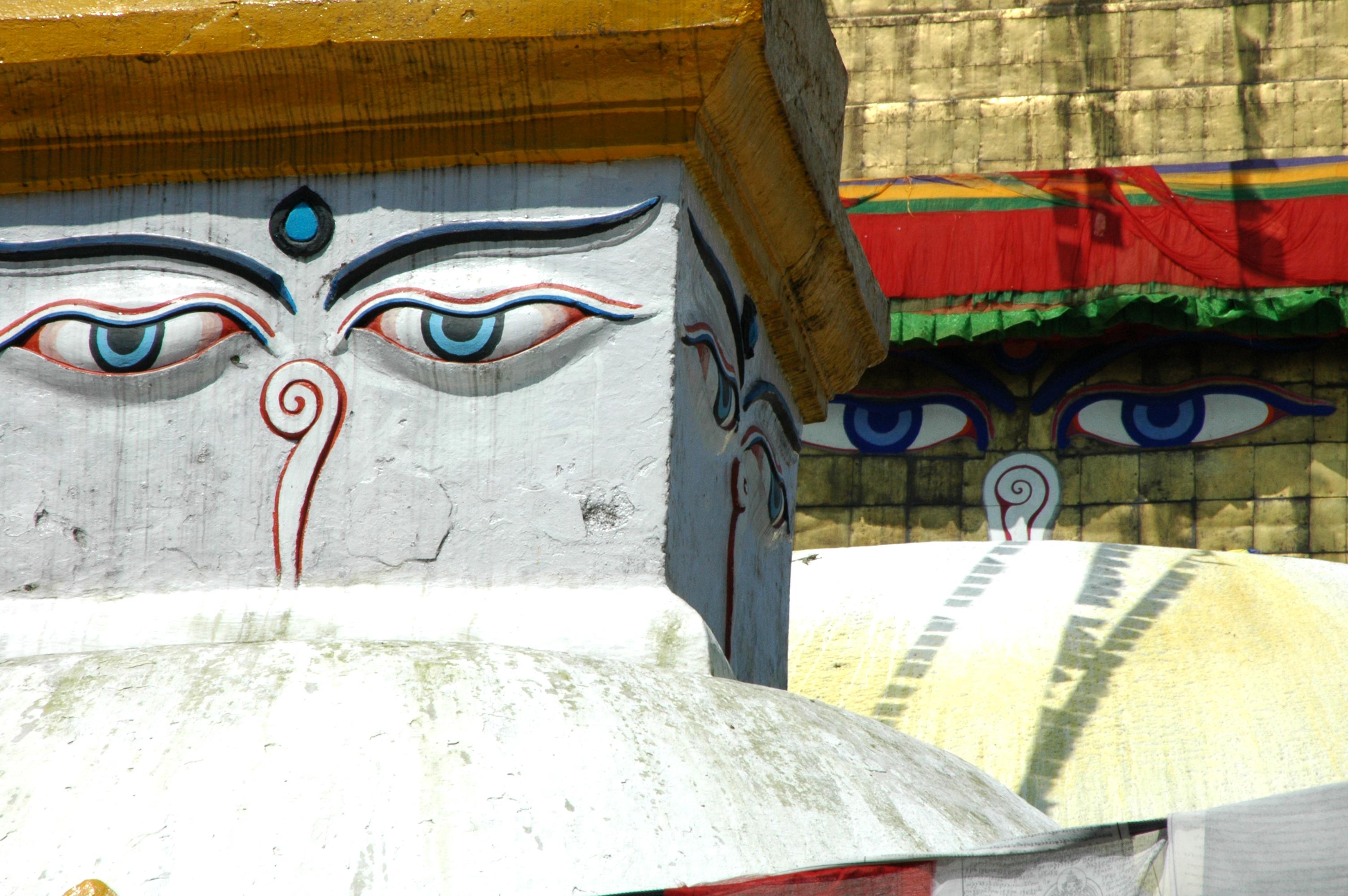 L'occhio di Buddha