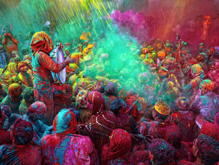 Photo tour possibili: il festival di Holi