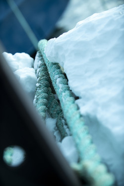 Cime ghiacciate