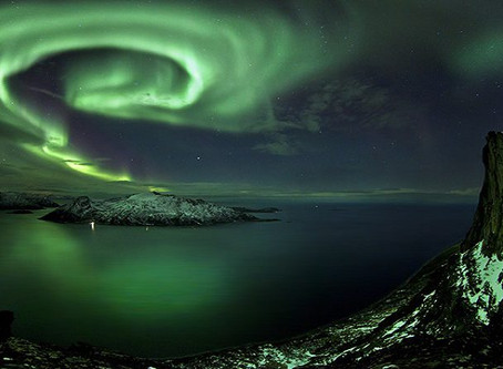 Fotografare l'aurora boreale – 2