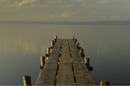 molo - lago bolsena
