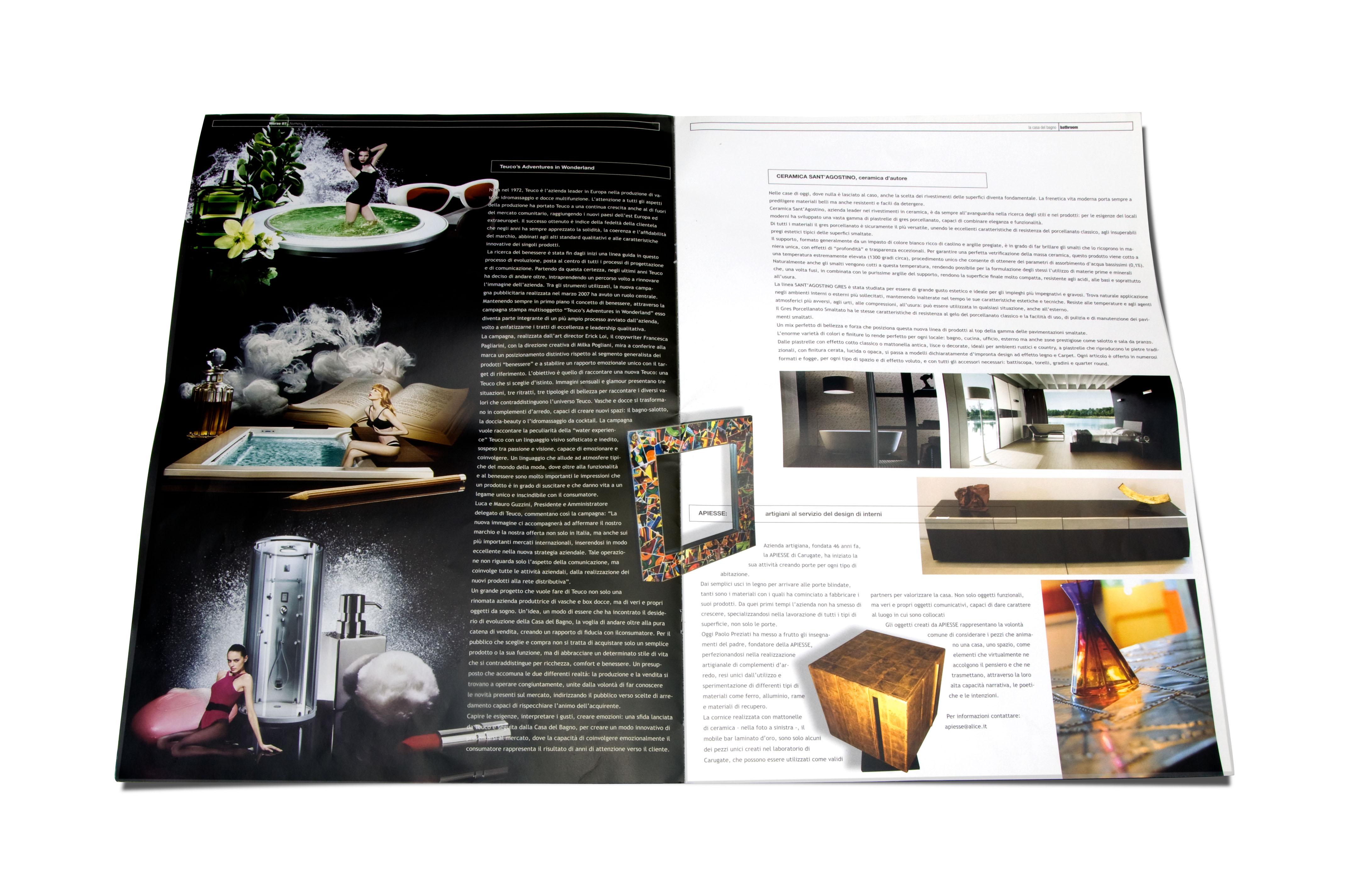 Magazine promozionale