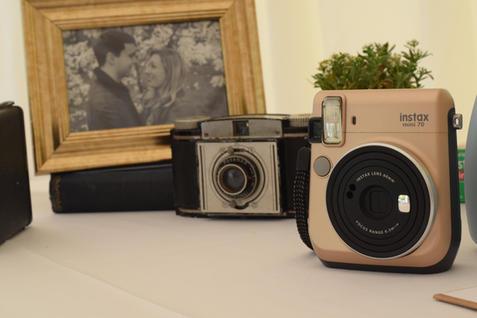 Fuji Instax Instant Photo Cameras