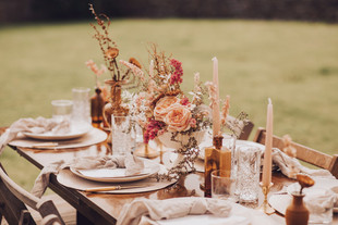 Table decor and Centrepiece