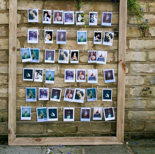Photo Display Frame