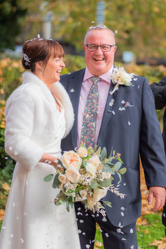 Wedding Bouquet Dried and Silk