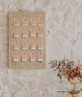 Table Plan Wedding by One Splendid Day