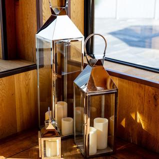 Steel Lanterns