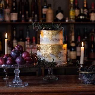 Glass Pedestal Cake Stands