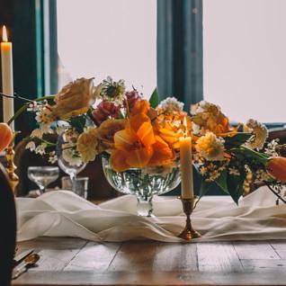 Glass Pedestals for Flowers