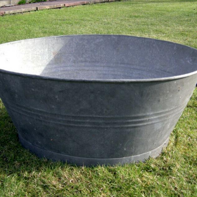 Tin Beer Baths