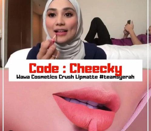 WAWA Lipmatte Crush