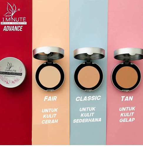 1Minute Miracle Foundation -Advance