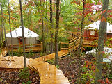 Pacific-Yurts-Yurt-Campgroud-Connecting-